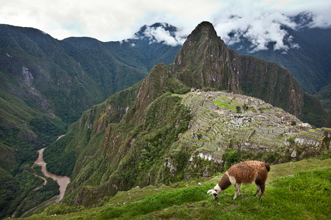 What Was Machu Picchu For? Top Five Theories Explained | Skylarkers | Scoop.it