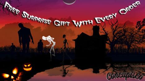FREE Halloween Surprise Gift with Every Order! Plus 20% discount voucher code | Men's Underwear and Swimwear Blog | www.concupisco.com - Mens Underwear and Swimwear | Scoop.it