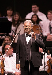 Andrea #Bocelli at #TampaBay Times Forum Dec., 14, 2013 : Ticket | News You Can Use - NO PINKSLIME | Scoop.it