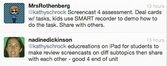 Screencasting | Learned Blending | Scoop.it