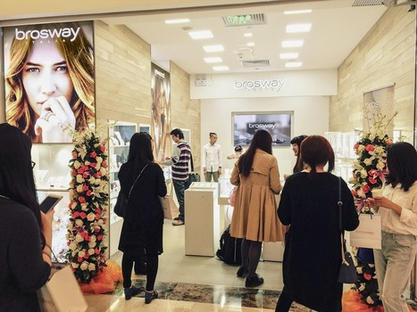 Brosway Jewels opens the first shop in Bejing | Le Marche & Fashion | Scoop.it