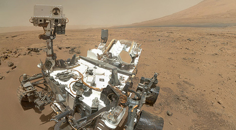 Curiosity reaches turning point, sets off on a journey of a lifetime to Mount Sharp   Cutting Edge Technologies   Scoop.it