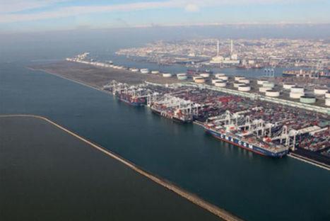 (76) Bienvenue au Havre, plaque tournante du trafic de Beaujolais nouveau | L'Usine Nouvelle | PSN - Filière Logistique-Portuaire | Scoop.it