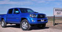 Review: 2010 Toyota Tacoma SR5 PreRunner Double Cab | Mark Lane | Scoop.it