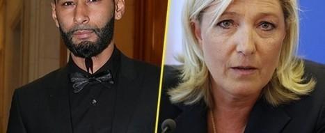 Le rappeur La Fouine clashe Marine Le Pen sur Twitter | Actu, moto & politique | Scoop.it