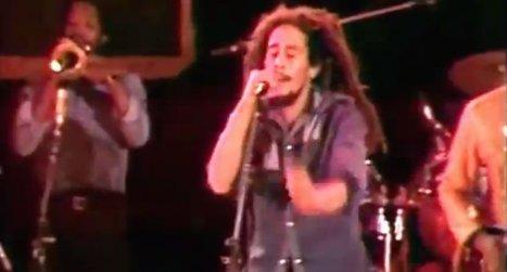 WATCH: Bob Marley/Daft Punk Mash-Up 'Is This Lucky?' | Chummaa...therinjuppome! | Scoop.it