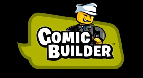 LEGO.com : Comic Builder | Linguagem Virtual | Scoop.it