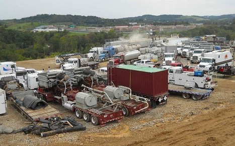 Natural gas leaking from faulty wells, not fracked shale | Geography Education | Scoop.it