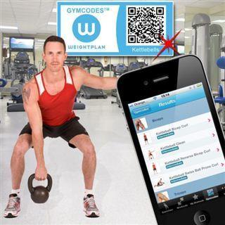 Des code-barres et une appli à l'assaut des salles de sport | QRdressCode | Scoop.it