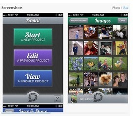 Integrating Technology and Literacy: PixNtell: App for iPad for Digital ... | Appy Trails | Scoop.it
