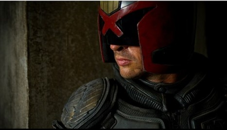 Dredd Star, Writer Open Up About the Iconic Comic Character | Transmedia: Storytelling for the Digital Age | Scoop.it