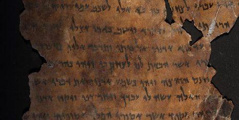The Dead Sea Scrolls Digital Library | Biblical Studies | Scoop.it