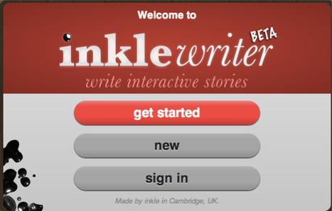inklewriter | Scriveners' Trappings | Scoop.it