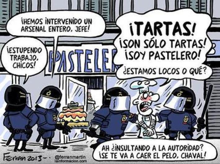 Twitter / subversivos_: #CazaDeBrujas Cada vez que ... | Partido Popular, una visión crítica | Scoop.it