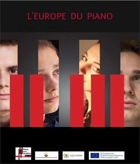 L'Europe du piano - Portet-sur-Garonne | La culture à Cugnaux & alentours | Scoop.it