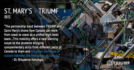 Back to School with TRIUMF   St Mary's and TRIUMF IRIS device   Nuclear Physics   Scoop.it