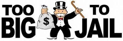 Délits et crimes financiers : pourquoi les banquiers ne vont jamais en prison | Bankster | Scoop.it