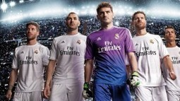 Real Madrid 13/4 Home Kit Teaser | HD Wallpapers Market | Scoop.it