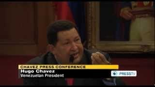 #Chavez supports #Assad, blames #US | From Tahrir Square | Scoop.it