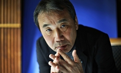 Haruki Murakami joint favourite to win Nobel prize for literature | Books, Livres | Scoop.it