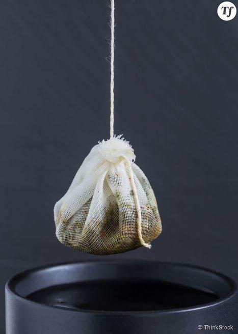 8 astuces (très) originales pour utiliser le thé chez soi et sur soi - Terrafemina | La cuisine du thé, la boisson du thé | Scoop.it