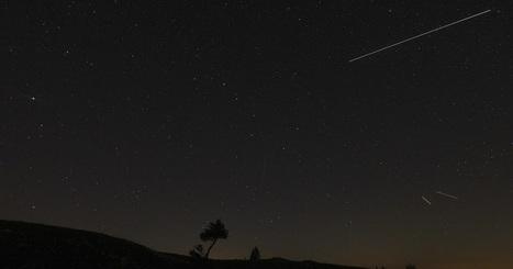 Ça se passe là haut...: Pluie d'étoiles filantes des Perséides 2016 : à observer du 11 au 13 août | C@fé des Sciences | Scoop.it
