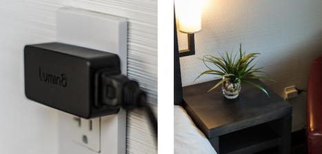 Lumino, une prise intelligente pour connecter vos lampes | Hightech, domotique, robotique et objets connectés sur le Net | Scoop.it