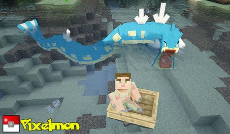 Pixelmon Mod para Minecraft 1.8 y 1.8.9 | Minecraft | Scoop.it