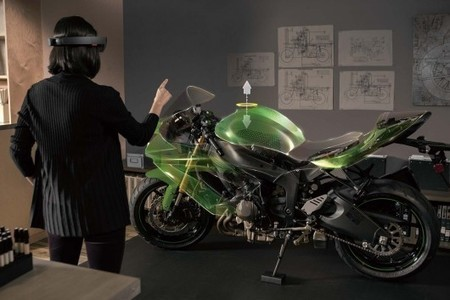 Microsoft HoloLens: An AR headset that makes you see 3D holograms in your living room | Five Regions of the Future | Scoop.it