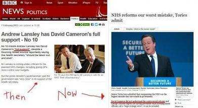 """""""NHS reforms our worst mistake""""? Coming from Tories this is too little too late   ESRC press coverage   Scoop.it"""