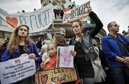Migrants : l'extrême droite prospère sur le silence citoyen - Le Monde | vigilance | Scoop.it