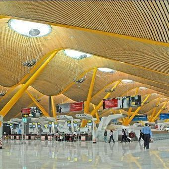 World's most beautiful airports | Good Places | Scoop.it
