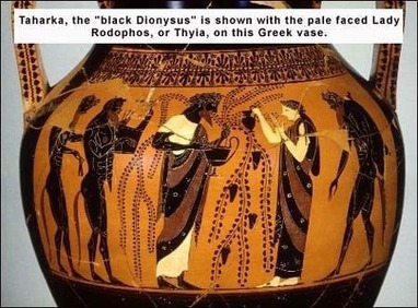 The Nigerian/Ethiopian Roots Of the Ancient Greeks – Edited By – Jide Uwechia – Rasta Livewire | Black presence in ancient Greece & Rome | Scoop.it