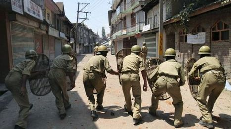 Kashmir aghast at unabated use of pellet, pepper guns | Human Rights and the Will to be free | Scoop.it