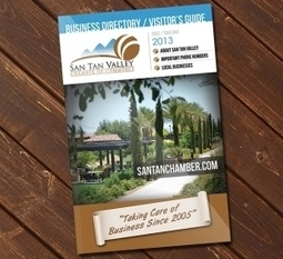 First-Ever San Tan Valley Business Directory/Visitor's Guide Available - SanTanValley.com | Finance in New York City, NY New York Business Listings | Scoop.it