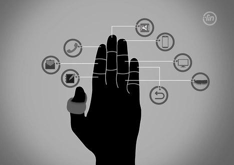 Fin: Een wearable device maakt je Lord of the Rings en bestuurt elk device met je duim | BlokBoek e-zine | Scoop.it