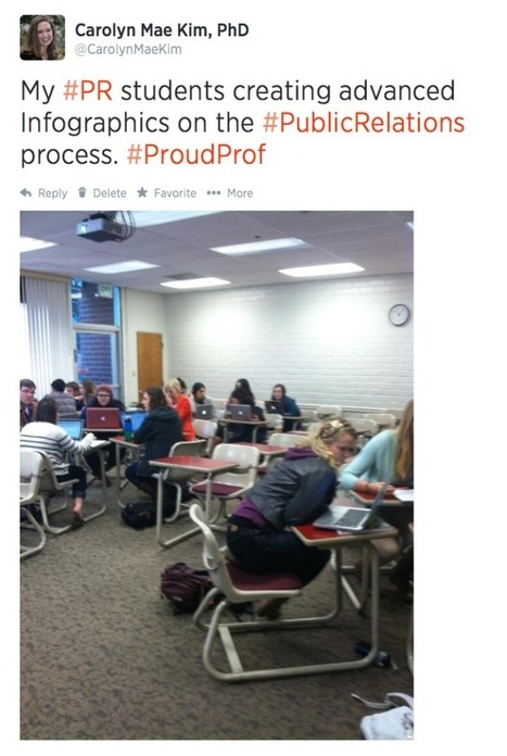 How To Use Social Media in the Classroom | CSPEducational Technology | Scoop.it