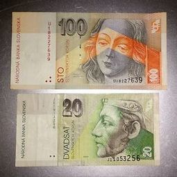 120 Slovak korun ~ 100 & 20 Sk notes | kitnewtonium | Scoop.it