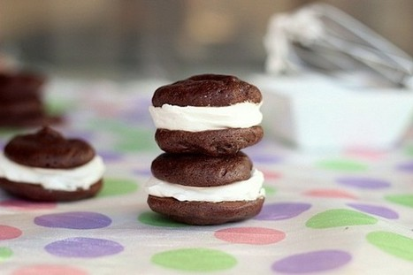 Raw Oreo Ice Cream Sandwiches- Vegan and Gluten Free! | Sima Says! | My Vegan recipes | Scoop.it