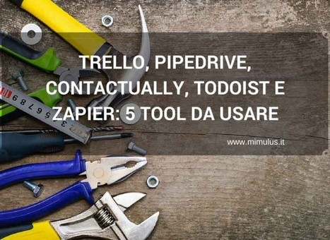 5 tool per combattere il logorio della vita digitale | Digital Friday | Scoop.it