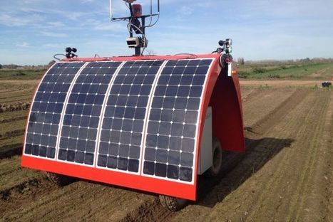 Robotics should attract new generation of tech savvy experts to farming | Tech in agriculture | Scoop.it