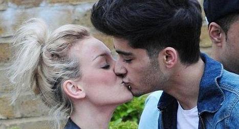 One Direction, Perrie obliga a Zayn Malik y Taylor Swift con Cara ... - Ideal Digital | Vida de One Direction. | Scoop.it