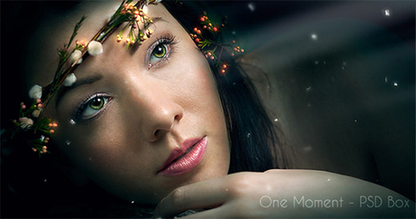 Create a Dreamy Lighting Portrait Effect in Photoshop | Photoshop Photo Effects Journal | Scoop.it