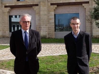 Dans un ancien entrepôt, les archives de Bordeaux respirent à nouveau - Réalisations   Architectures moderne et contemporaine parcoursdarchitecture.over-blog.com   Scoop.it