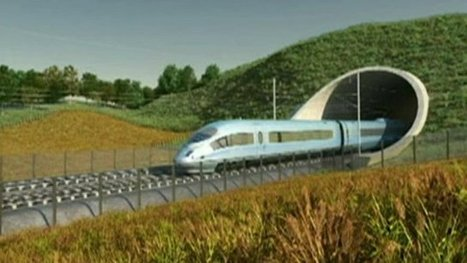 'HS3' backed for north of England | F584 Transport | Scoop.it