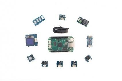 The SeeedStudio BeagleBone Green IoT Contest - Hackster.io | Raspberry Pi | Scoop.it
