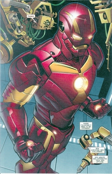 That's What Iron Man Will Look Like In Guardians Of The Galaxy. But Not Why. (SPOILERS) | Comic Books | Scoop.it