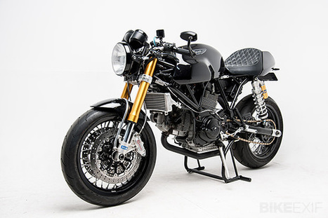 Ducati custom by Corse Motorcycles | Ducati & Italian Bikes | Scoop.it