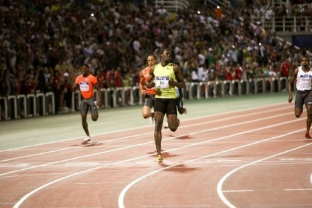The physics of the world's fastest man | GizMag.com | SPOrts | Scoop.it