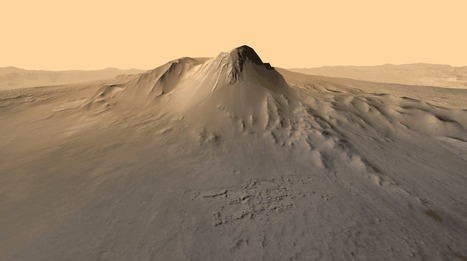 Discovering the Mars Gale Crater: A VR experience   Big Data - Visual Analytics   Scoop.it